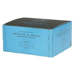 Harney & Sons Orange Pekoe Tea, 50 ct teabag box