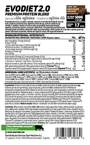 Evodiet de HSN Sports | Batido de Proteinas para Adelgazar ...