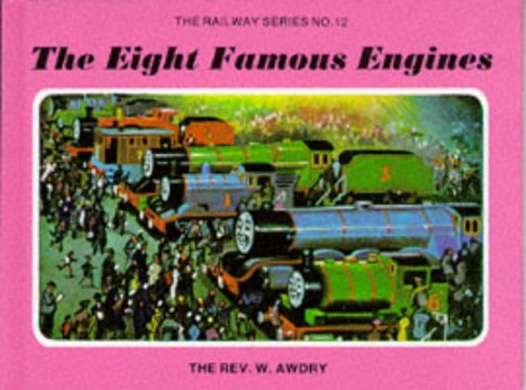 The Eight Famous Engines - With Characters Famous Glasses