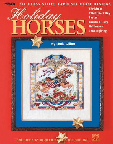 - Holiday Horses  (Leisure Arts #3461)