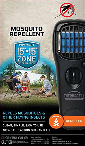 Thermacell MR-GJ Portable Mosquito Repeller
