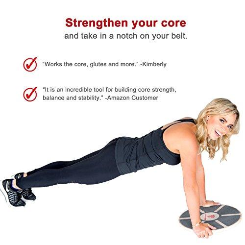 Fury Fitness Balance Board For Active Men Amp Women Wobble