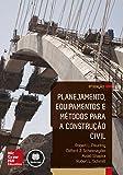 capa de Planejamento, Equipamentos e Métodos para a Construção Civil