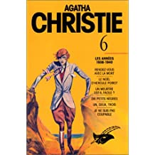 INTÉGRALE A.CHRISTIE TOME VI - LES ANNÉES 1938-40
