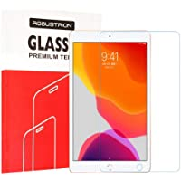 Robustrion Anti-Scratch & Smudge Proof Tempered Glass Screen Protector for iPad 10.2 inch iPad 7th Generation Screen Protector 2019