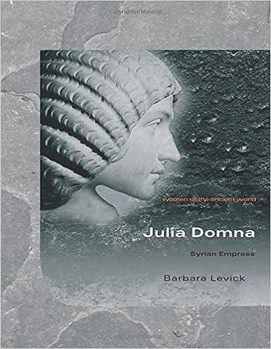 Julia Domna, Syrian Empress