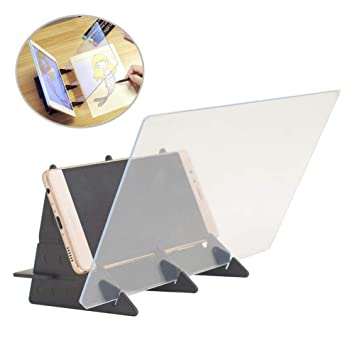 Almohadilla de trazado para dibujo, proyector óptico, kit de ...