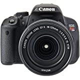 Canon EOS Rebel T5i 18-135mm IS STM Digital SLR Camera Kit (Black) (Certified Refurbished)