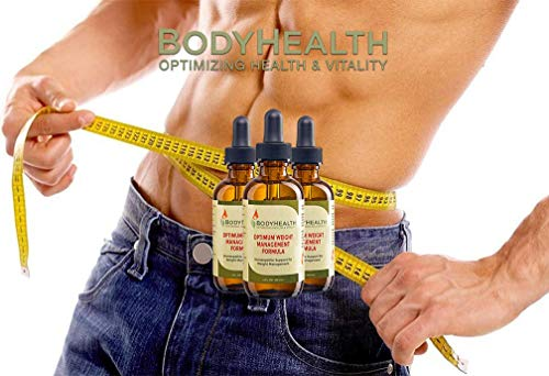 BodyHealth Optimum Weight Management Formula (60 day supply) Natural Weight Loss Liquid Drops, For Rebalancing Metabolic Hormones, With Medically Designed Diet Plan, Quality Ingredients by BodyHealth (Image #4)