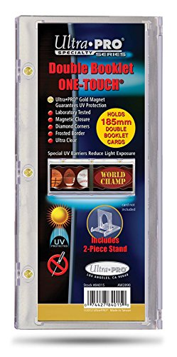 Ultra Pro All Sports All Teams Card Holder with Stand, Clear, 185mm