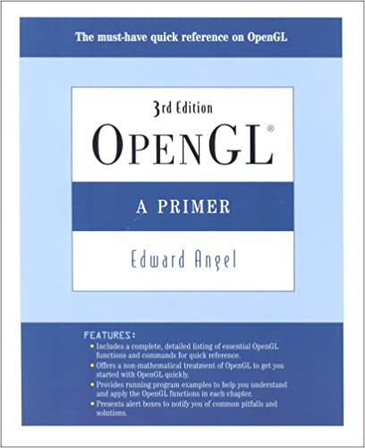 opengl a primer 3rd edition
