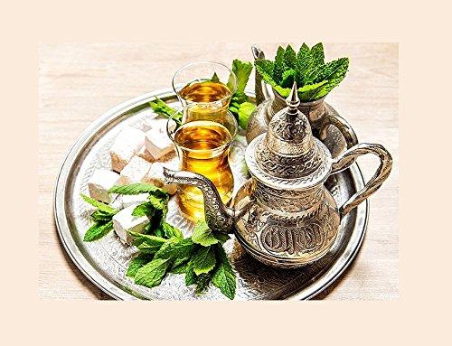 100+ Moroccan Mint Herb Seeds Heirloom Non-GMO Fragrant Rare! from USA Mentha spicata VAR. crispa