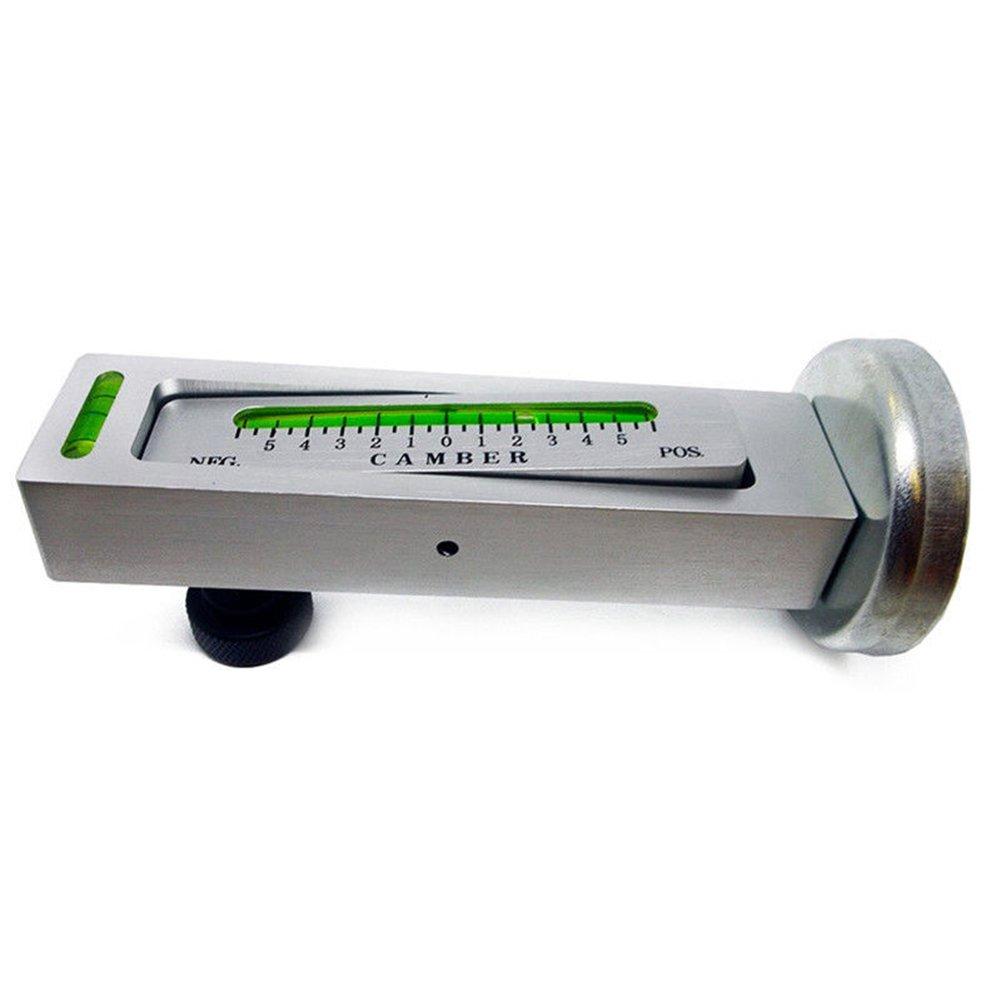 elegantstunning Universal Magnetic Gauge Tool for Car Truck Camber Castor Strut Wheel Alignment Angle Measuring Tools
