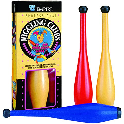 WMU Juggling Club Set ()