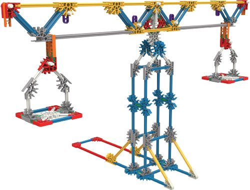 Amazon.com: K'NEX Education – Simple and Compound Machines Set ...