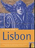 Front cover for the book The Rough Guide to Lisbon by Matthew Hancock