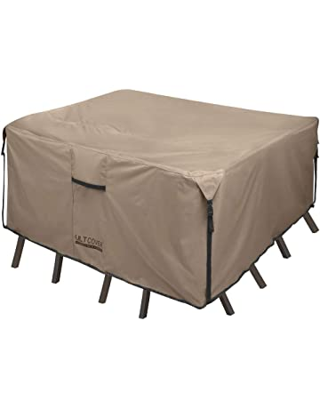 New New Waterproof Outdoor Patio Garden Furniture Covers Rain Snow Chair Covers For Sofa Table Chair Dustproof Cover High Standard In Quality And Hygiene Dust Covers