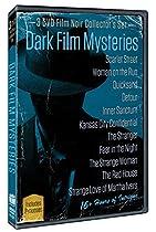 Dark Film Mysteries (3-Disc Film Noir Collector's Set)  Directed by Orson Welles, Fritz Lang, Norman Foster, Irving Pichel, Edgar G. Ulmer