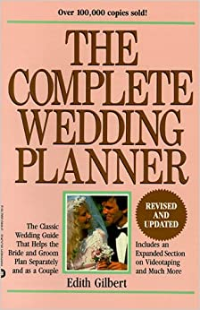 Book Complete Wedding Planner: Helpful Choices for the Bride and Groom