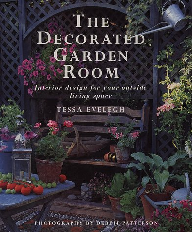 Cheap  The Decorated Garden Room: Interior Design for Your Outside Living Space