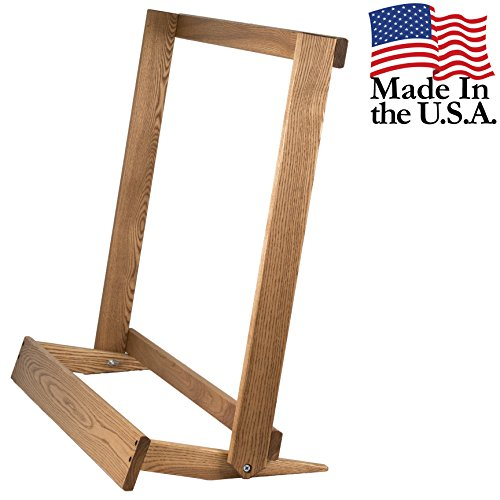 String Swing CC29 Folding Hardwood Guitar Case Rack by String Swing