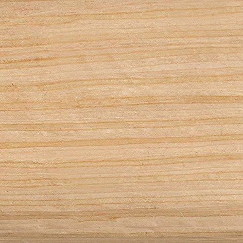 InterDesign RealWood Napkin Rings for Home, Kitchen, Dining Room - Set of 4, White/Light Wood Finish by InterDesign (Image #1)