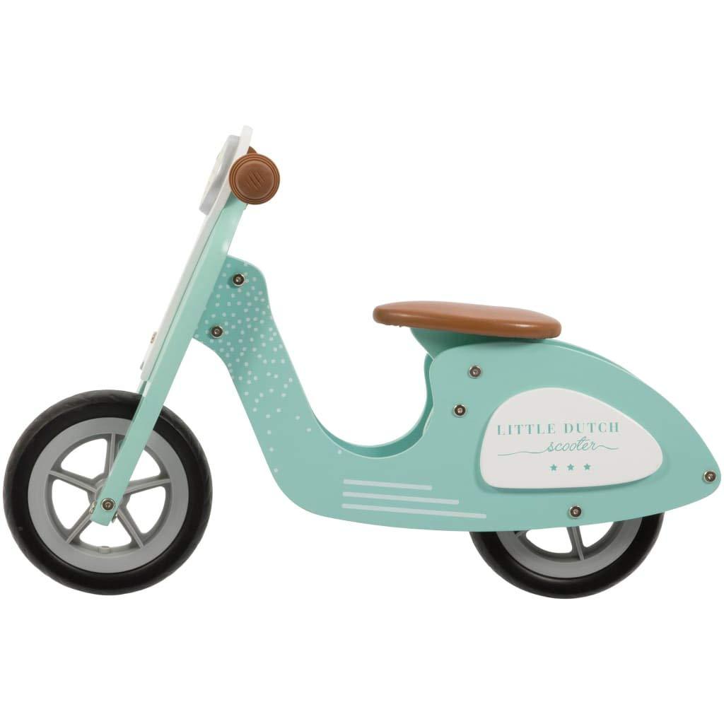 Laufrad Motorrad Holz - Laufrad Moped Holz
