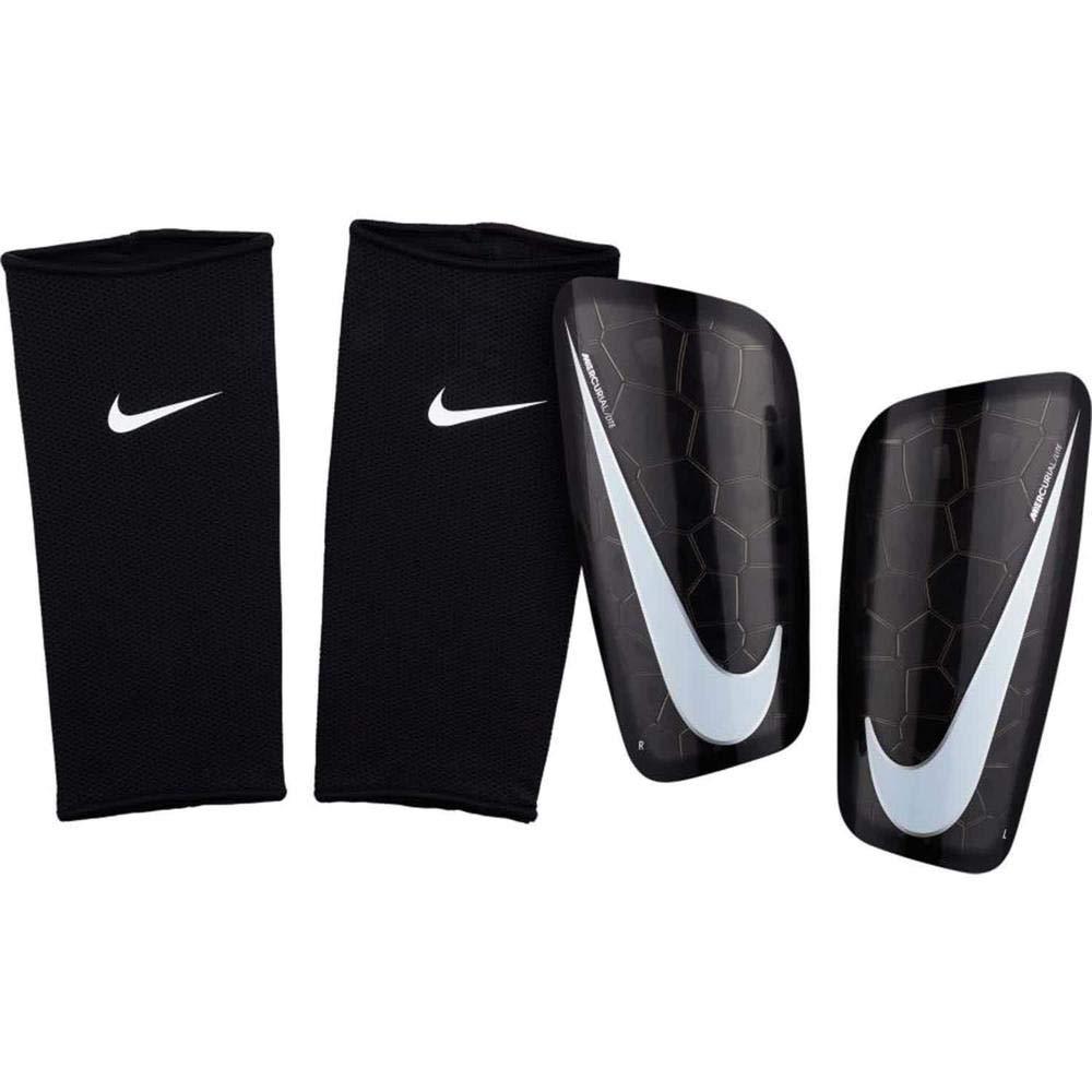 b2f07057509 Amazon.com   Nike Mercurial Lite Shin Guard   Sports Related Merchandise    Sports   Outdoors