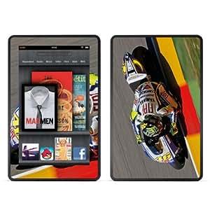 B 0067-0021-0011 Rossi Lean Diabloskinz Skin para Amazon Kindle Fire