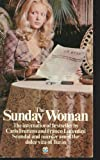 Front cover for the book The Sunday Woman by Carlo Fruttero