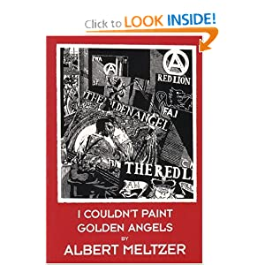 I Couldn't Paint Golden Angels Albert Meltzer
