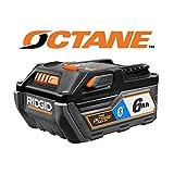Ridgid 18V Bluetooth 6.0Ah HYPER OCTANE Battery Pack, AC8400806