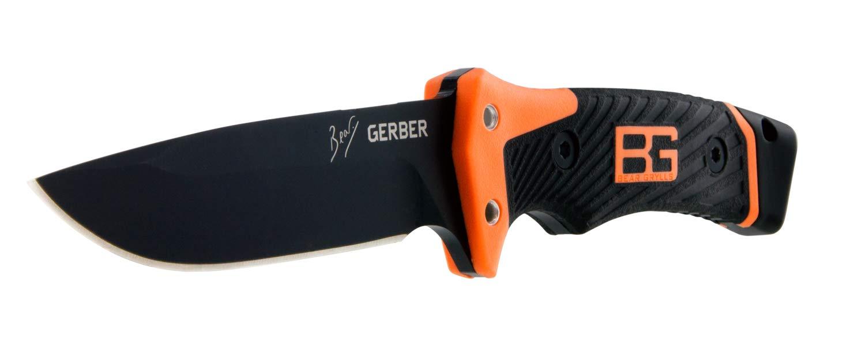 Gerber Bear Grylls Ultimate Pro Knife, Fine Edge [31-001901]