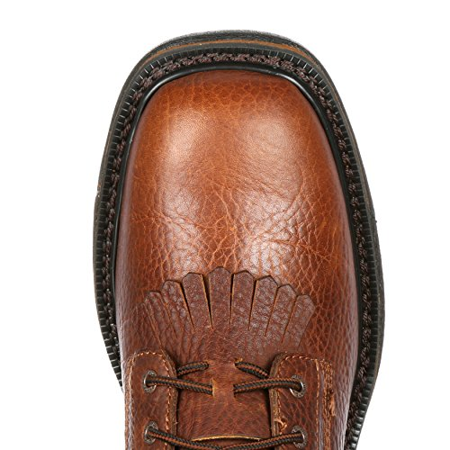 Rocky Hombres 9 Original Ride Impermeable Western Lacer Bota-rkw0172