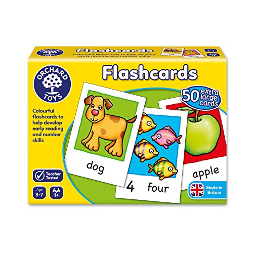 Flashcards - Early Reading And ()