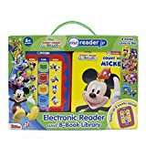 Disney Micky Mouse and Minnie Mouse - Me Reader Junior Electronic Reader and 8 Book Library - PI Kids