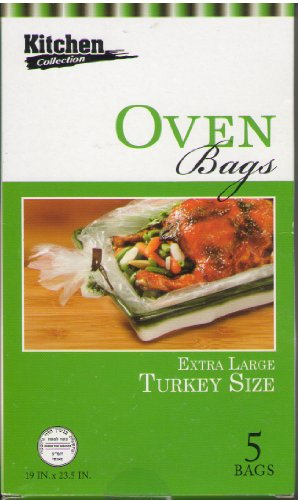 Price comparison product image Kosher Oven Bags Extra Large 19 in . X 23.5 In Turkey Size