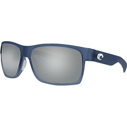 590545fcdc3 Costa Del Mar Costa Del Mar HFM193OSGGLP Half Moon Gray Silver Mirror 580G  Bahama Blue Fade