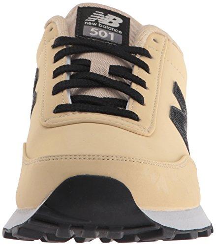 Nieuw Evenwicht Heren 501 Fashion Sneakers Stof