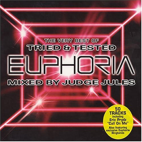 Euphoria: Very Best Of Tried & Tested - Mixed By Judg