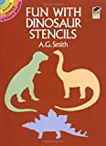 : Fun with Dinosaur Stencils