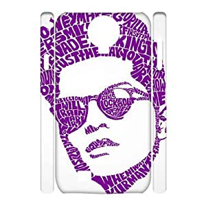 C-EUR Cell phone case Bruno Mars Hard 3D Case For Samsung Galaxy S4 i9500