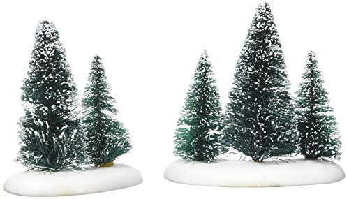 Department 56 Accessories for Villages Sisal Tree Groves Accessory Figurine (Set of 2)