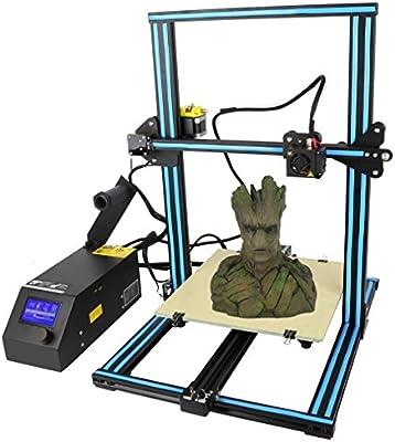 Impresora 3d Creality CR-10 Soporte industrial Alta Precisión ...