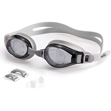 PARZIN Anti-Fog Swimming Goggles UV400 Provetive Diving Mask for Men, Women No Leaking & Clear Vision