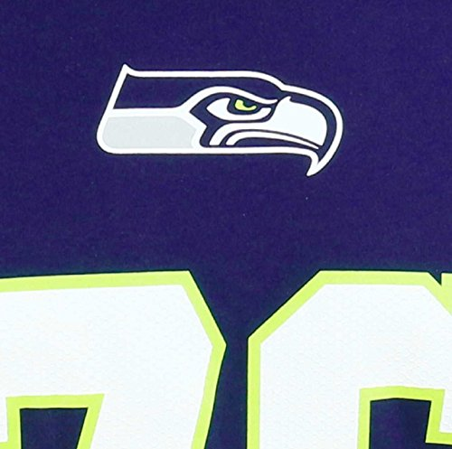 Seattle Hombre Tops Era camiseta osb New Seahawks Blue Dryera 5UXqnW