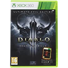 X360 diablo iii : reaper of souls - ultimate evil edition (eu)