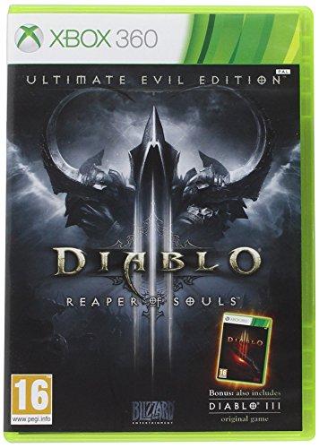 X360 diablo iii : reaper of souls - ultimate evil edition (eu)
