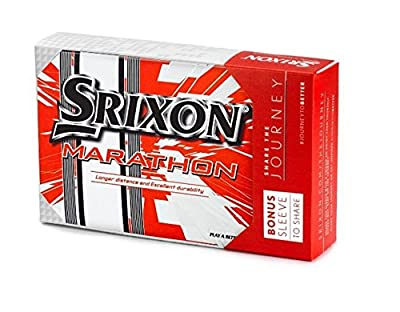 Srixon MARATHON Golf Balls (Pack of 15)