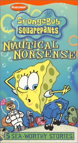 Spongebob Squarepants - Nautical Nonsense (Next Day Parts)